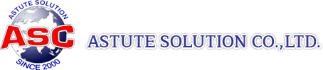 ASTUTE SOLUTION CO.,LTD